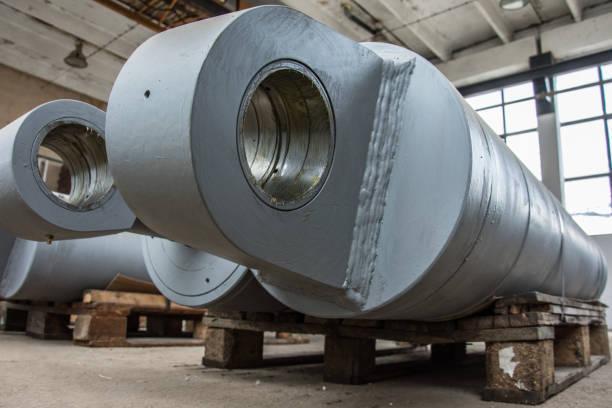 Large Bore Hydraulic Cylinder